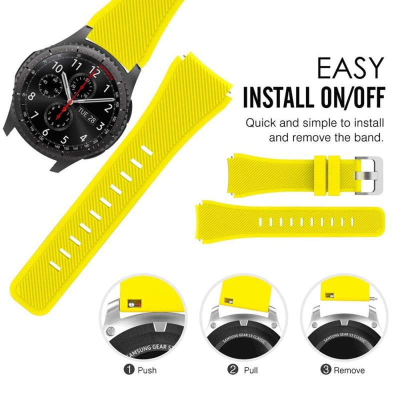 Premium Quality Straps for Smart Watches by Samsung and others!