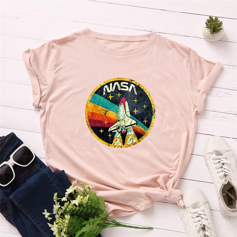 New ROCKET Print T Shirt