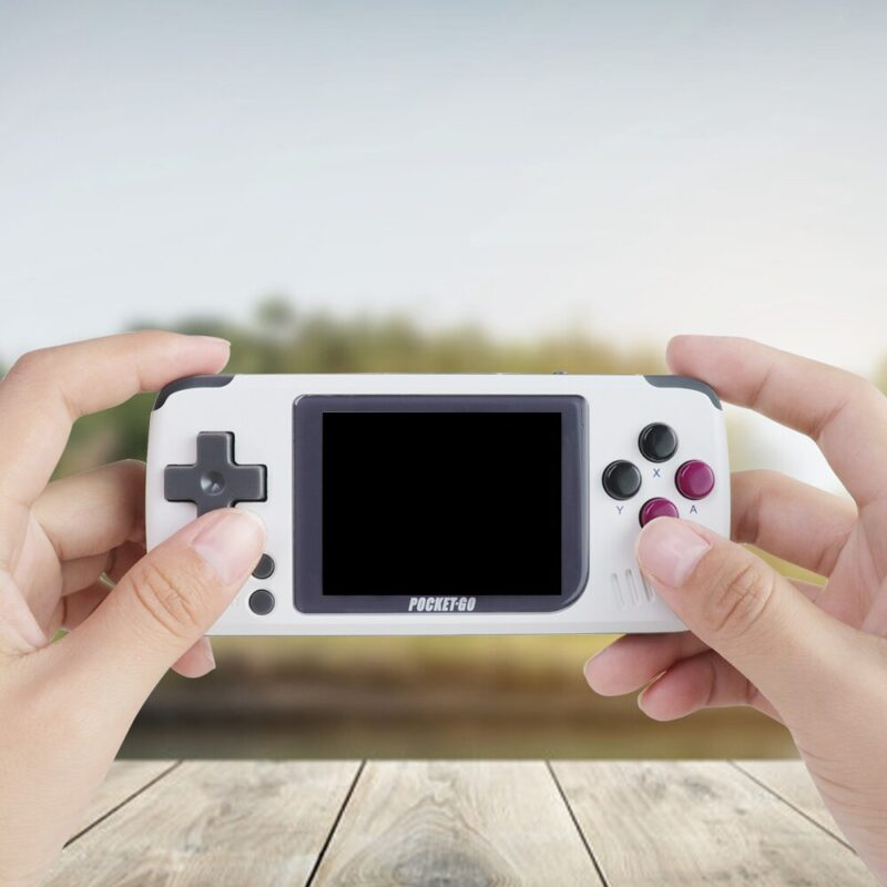 POCKETGO Handheld gaming console