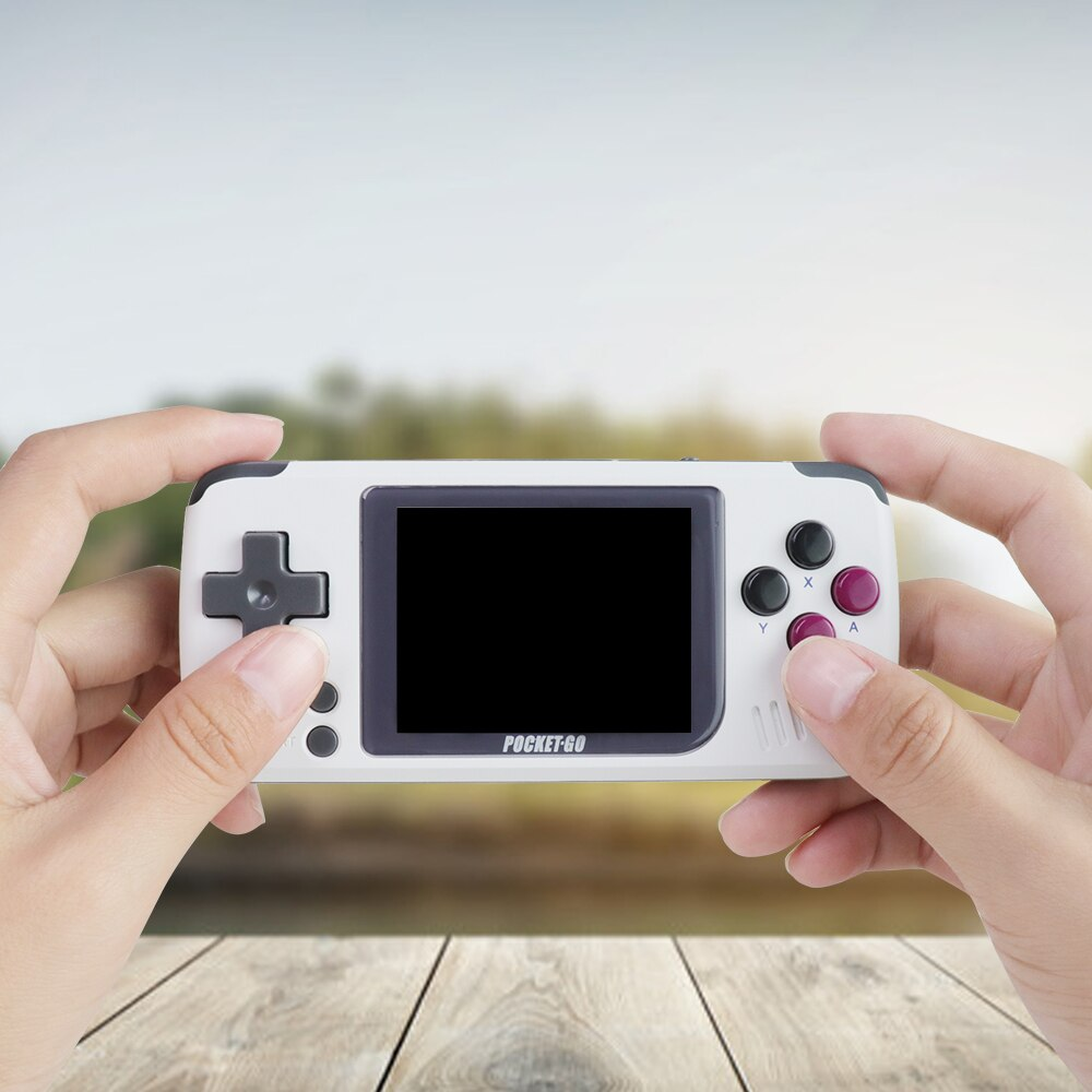 V2 PocketGo Handheld Game Console 2.4inch